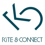 Kite and Connect Logo