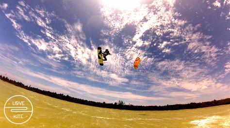 Tulum Isla Blanca kitesurf Mexico