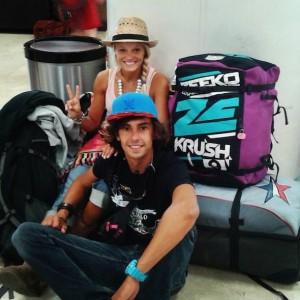 Zeeko Kite Trip Adrien Agata