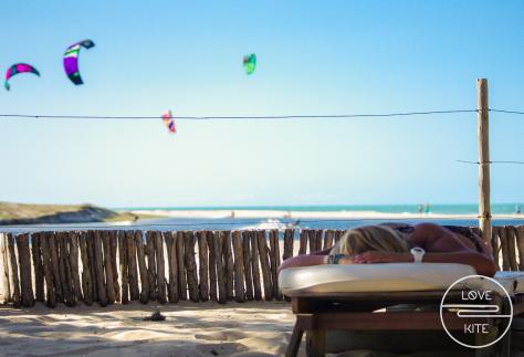kitesurf Uruau Brésil