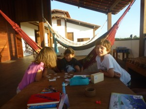 Praia do Prea vacances kitesurf famille
