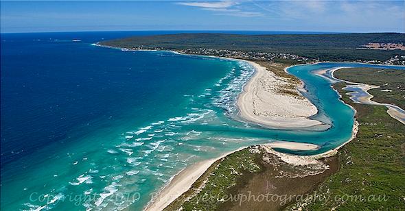 Augusta spot kite surf