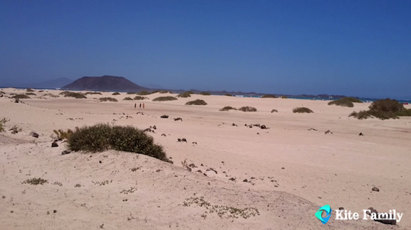 Flag Beach Fuerteventura