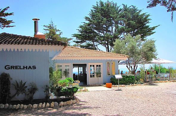 Grelhas restaurant