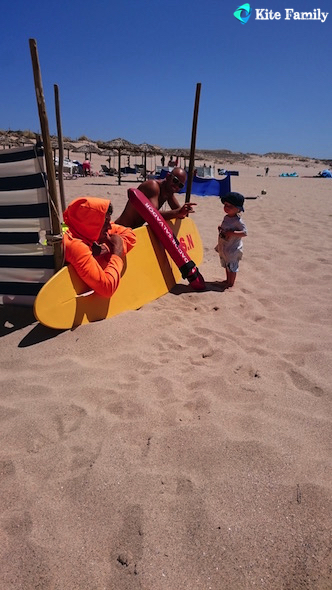 Guincho Life guards