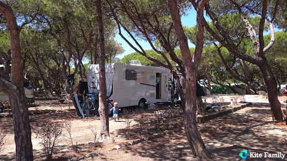 Guincho Orbitur camping