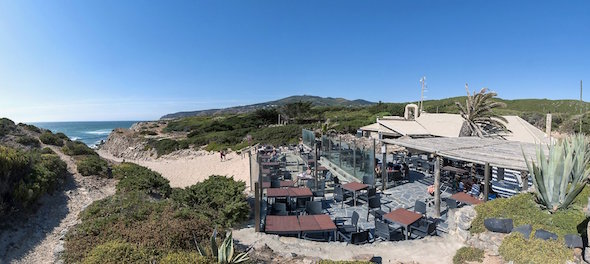 Guincho bar plage