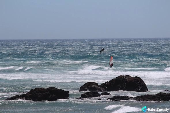 Guincho kite windsurf