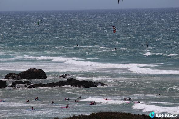 Guincho kitesurf surf