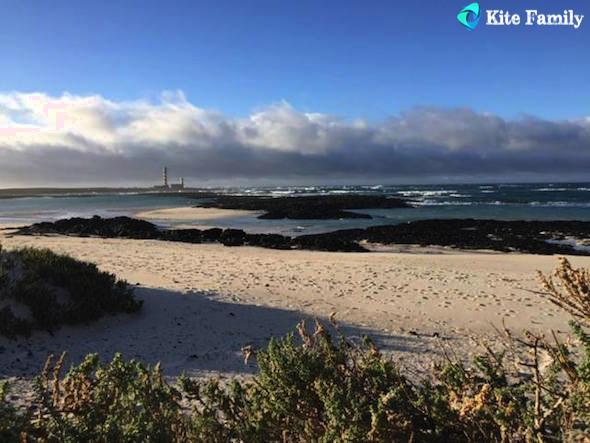 Kite Family trip Fuerte