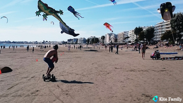 La Baule Derby Kite