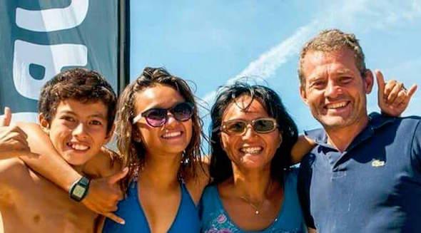 Anais Mai family